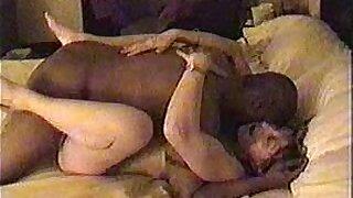 Cock cuckold husband with a black friend - Brazzers porno