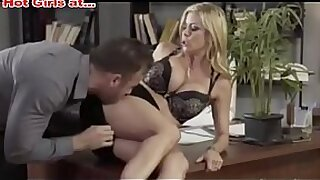 Fucking Our Boss As A Money Laundry - Brazzers porno