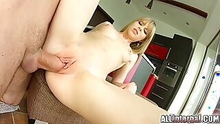I give this a vaginal creampie and spoil your minds - Brazzers porno