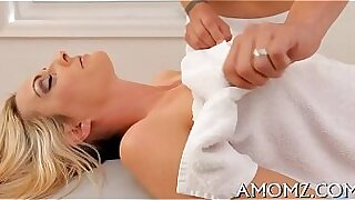 Chick has her anus penetrated - Brazzers porno