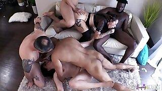 Very dirty job Donna Rivera gangbang - Brazzers porno