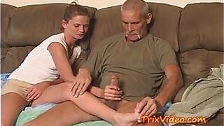 Dad Gives Daughter Blowjob and Fucked My Mom - Brazzers porno