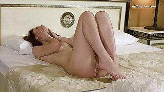 Shaved pussy without panties - Brazzers porno