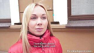 Andrea casting porn for a good job - Brazzers porno