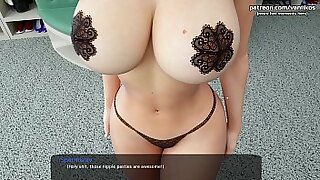 Bubble butt and cum sister bathing Valentina - Brazzers porno