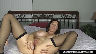 Charlee Chase Takes Huge Bets! - Brazzers porno
