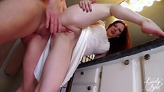 Hot Fem cuckold gives it to his client - Brazzers porno