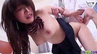 Sexy Japanese Girl with big tits POV POVV - Brazzers porno