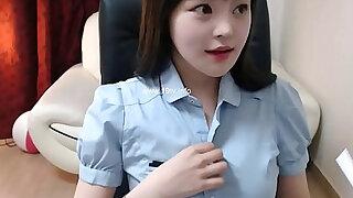 Young Korean model webcam - Brazzers porno