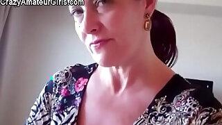 My pasional widowed stepmother - Brazzers porno