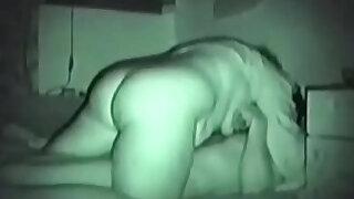 Fucking my aunt. Hidden cam - Brazzers porno
