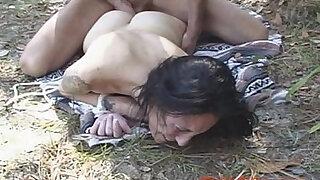 Milf gets in TROUBLE - Brazzers porno