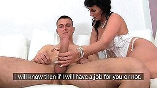 FemaleAgent Stud fails at the last hurdle - Brazzers porno