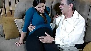 Logan Loves Her Grandpa HD - Brazzers porno