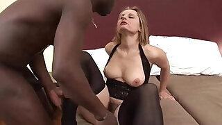 Watch me satisfy my big black mamba cock craving - Brazzers porno