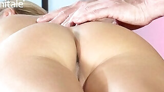 Dew of Pleasure Yoga Massage - Brazzers porno