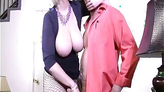 blackmailed boss - Brazzers porno