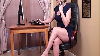 Brianna Beach Foot Worship - Brazzers porno