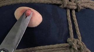Crotch rope bondage sluts dress cut off - Brazzers porno
