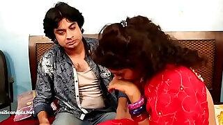 Devar Forcing Romance with Bhabhi she later starts enjoying it HD new - Brazzers porno
