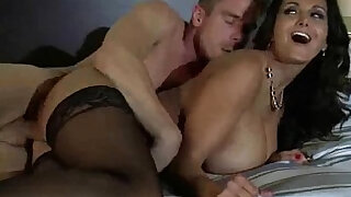 Horny Nasty Wife ava addams Love To Cheat In Hard doggy Style Sex Tape movie - Brazzers porno