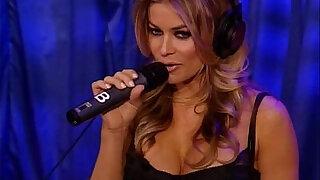 carmen electra on the sybian - Brazzers porno