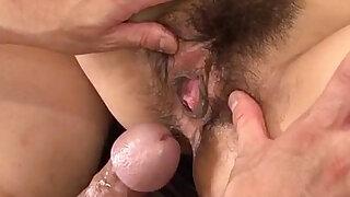 Airi Ai loves posing before fucking hard in serious scenes - Brazzers porno