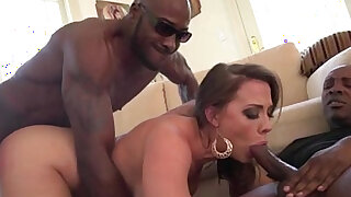 dirty milf fucked in dp - Brazzers porno