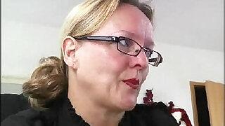 Mature german lady - Brazzers porno