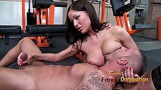 Milky HD Deep Slave Gets Dick in Mouth - Brazzers porno