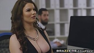 Busty BBW Takes Huge Long Hunk Things in the NetNew Porn - Brazzers porno