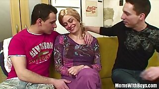 Young blonde with bone locked pussy gets deep anal fuck and - Brazzers porno
