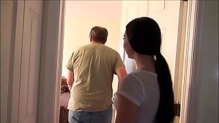 Father fucks daughter after her birthday - Brazzers porno