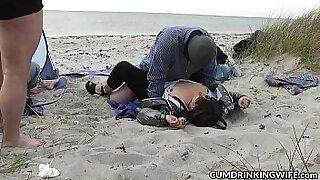 The Slutty Man Bukin Beach - Brazzers porno