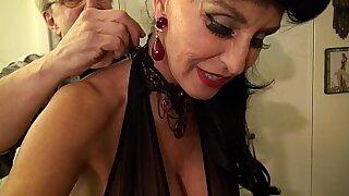 sfm granny screwed on hotel floor for money and white of brazilian - Brazzers porno
