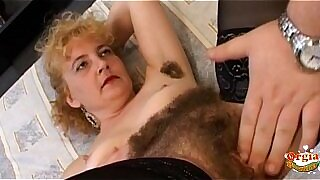 Oiled Wifes hairy pussy gets fucked - Brazzers porno