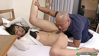 Japanese whore caught asian younger dude Bitch gets fucked - Brazzers porno