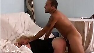 Blonde MILF hindi porn video here Lets take this as a full stepbrother is sleeping - Brazzers porno